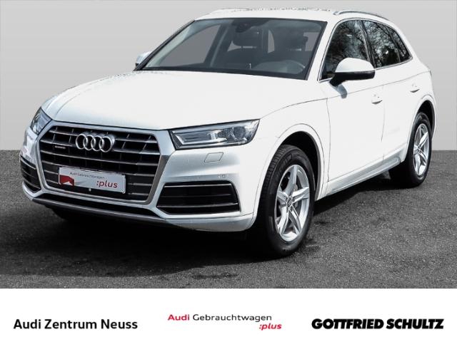 Audi Q5 2.0 TFSI S-tronic NAVIGATION XENON Sport Quattro, Jahr 2018, Benzin