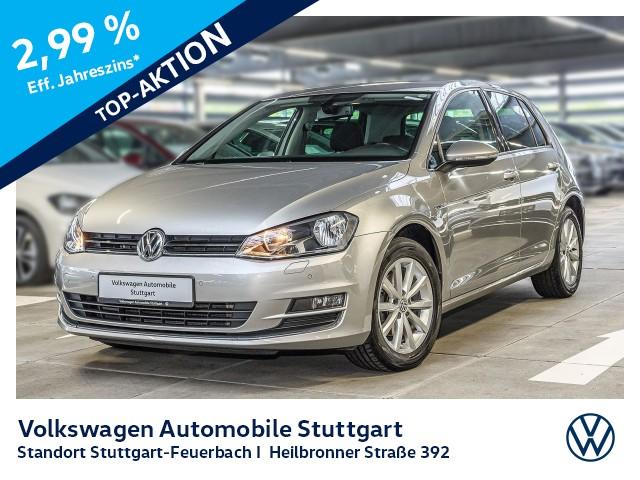 Volkswagen Golf VII 1.4 TSI Navi Tempomat, Jahr 2015, Benzin