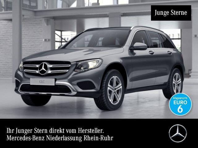 Mercedes-Benz GLC 350 d 4M Exclusive Stdhzg Pano AHK Kamera Navi, Jahr 2017, Diesel