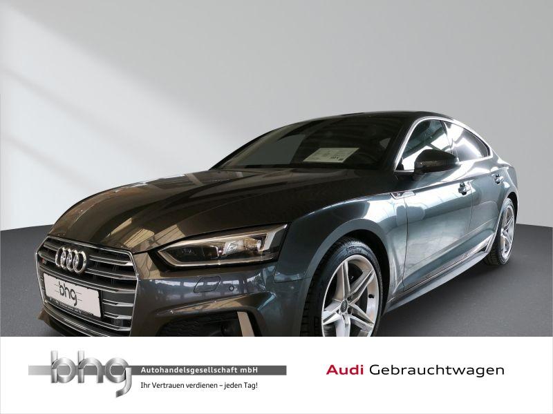 Audi S5 Sportback 3.0 TFSI quattro tiptronic, Jahr 2017, Benzin