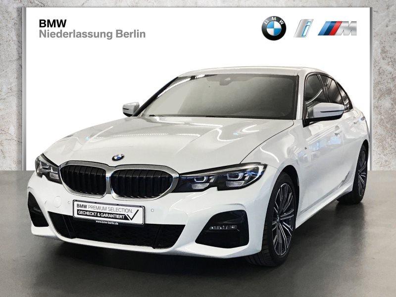 BMW 320d Lim. EU6d-Temp Aut. M Sport LiveCockpitPlus, Jahr 2019, Diesel