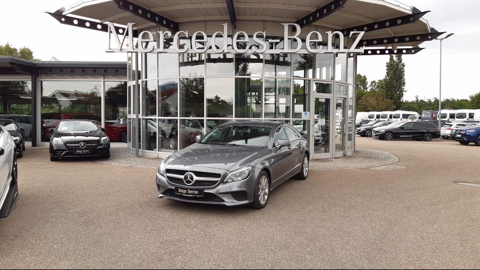 Mercedes-Benz CLS 350d DISTRO Comand MLED Multisitze 360°KeyGo, Jahr 2016, Diesel