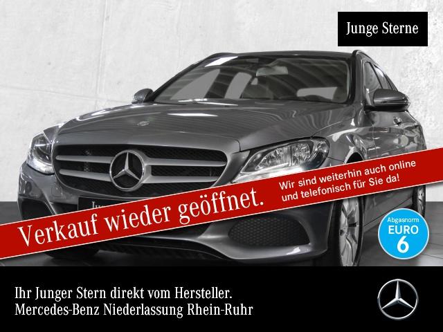 Mercedes-Benz C 250 d T PTS Easy-Pack Sitzh Sitzkomfort Temp, Jahr 2016, Diesel