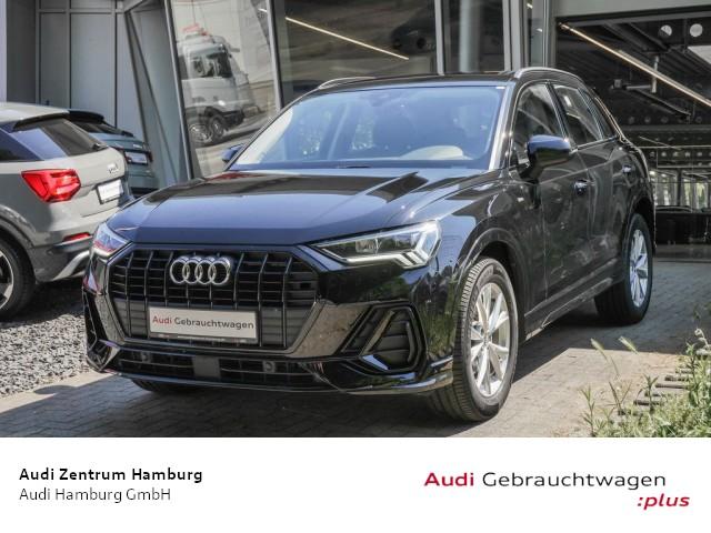 Audi Q3 35 TDI S line S tronic LED VIRTUAL, Jahr 2018, Diesel