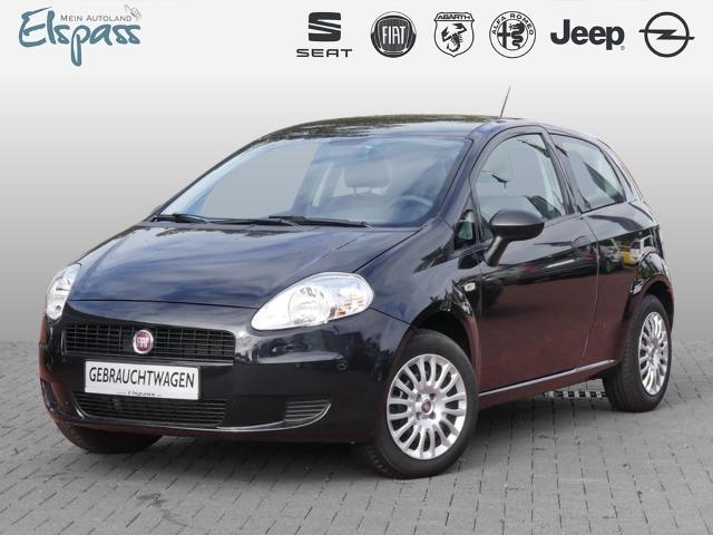 Fiat Grande Punto 1.2 'My Punto' St/St KLIMA CD MP3, Jahr 2013, Benzin
