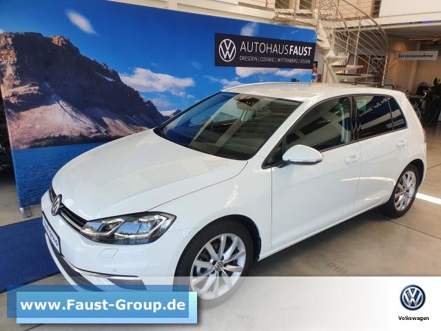 Volkswagen Golf VII Highline UPE 35000 EUR Gar-06/24 Navi LED, Jahr 2019, Diesel