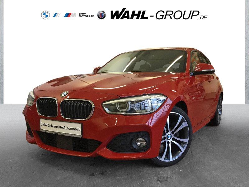 BMW 125d 5-Türer Aut. M Sportpaket HK HiFi DAB LED, Jahr 2018, Diesel