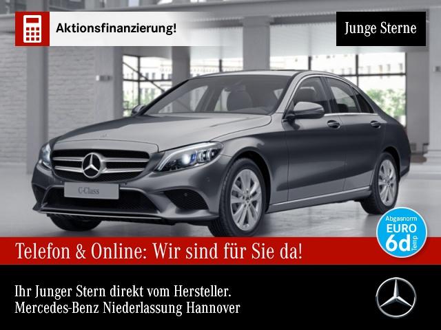 Mercedes-Benz C 180 Avantgarde Multibeam SHD Kamera Spurhalt-Ass, Jahr 2020, Benzin