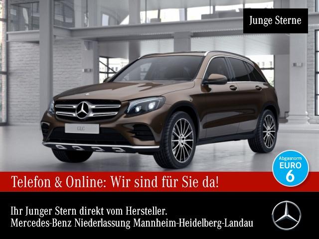 Mercedes-Benz GLC 250 d 4M AMG COMAND ILS LED Totwinkel PTS 9G, Jahr 2016, Diesel