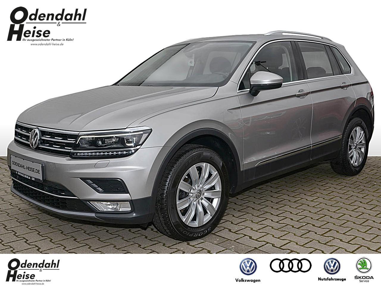 Volkswagen Tiguan 2,0 TSI 4Motion BMT Highline Klima Navi, Jahr 2016, Benzin