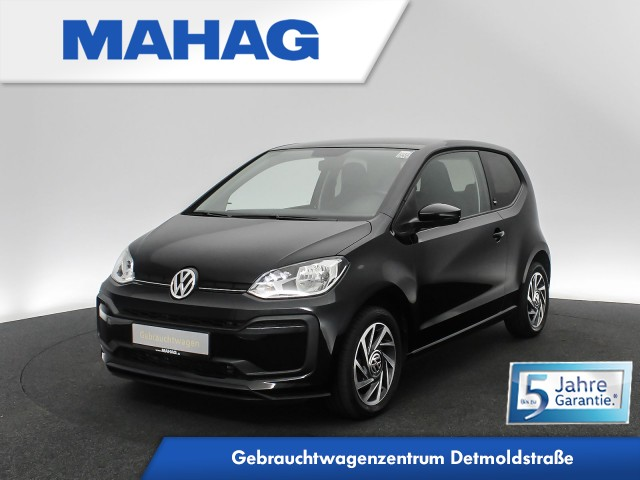 Volkswagen up! SOUND 1.0 TSI 5-Gang, Jahr 2017, Benzin