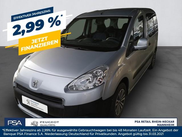 Peugeot Partner Tepee Active VTI 98*EPH*SHZ*, Jahr 2013, Benzin