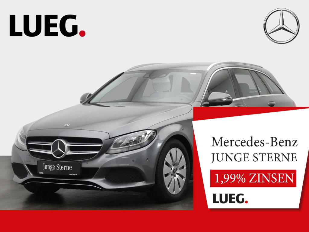 Mercedes-Benz C 350 e T Avantgarde+Navi+FahrassPaket+Airm+360°, Jahr 2018, Hybrid