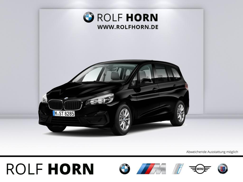 BMW 218 Gran Tourer AHK PDC Sitzhzg Navi Tempomat, Jahr 2018, Benzin