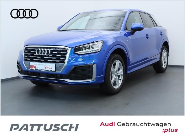 Audi Q2 sport 35 1.0 TFSI LED Navi Sitzhz., Jahr 2020, Benzin