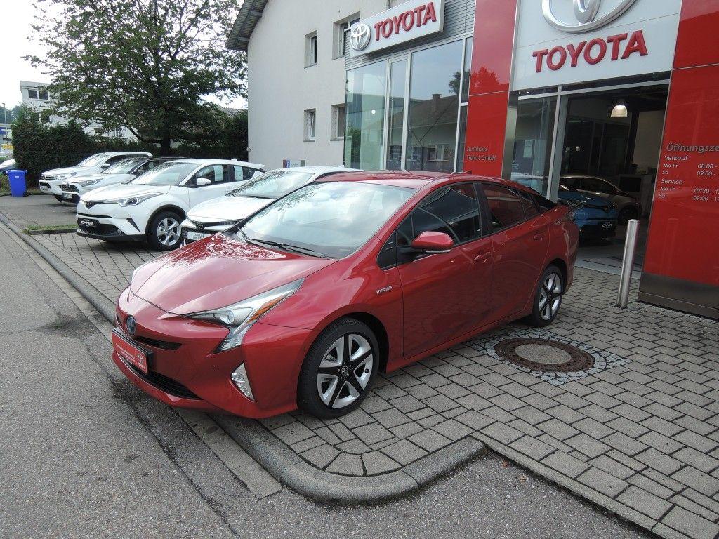 Toyota Prius Hybrid Executive*Head-up-Display*NAVI*, Jahr 2018, hybrid