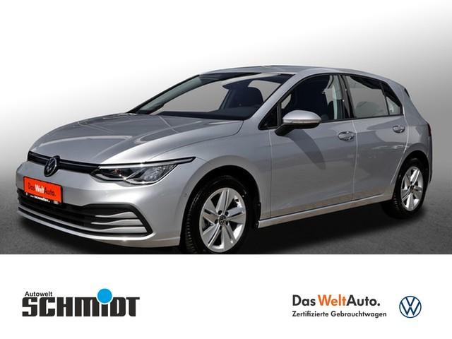 Volkswagen Golf VIII 1.5 TSI Life Navi Pro LED ACC Lane Assist, Jahr 2020, Benzin