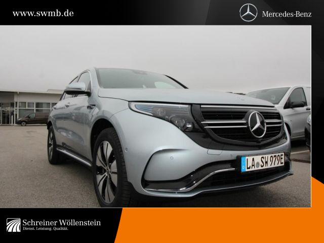 Mercedes-Benz EQC 400 4M AMG*Multibeam*SHD*Navi*Rück.- Kamera*, Jahr 2019, Elektro