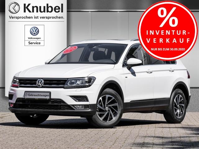 Volkswagen Tiguan JOIN 1.4 TSI DSG ACT LED Navi Pano ACC, Jahr 2018, Benzin