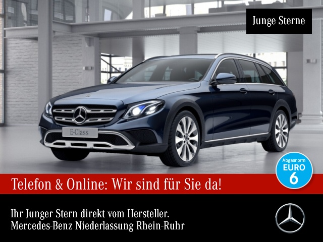 Mercedes-Benz E 220 d T 4M All-Terrain Wide COMAND MULTI KAMER, Jahr 2017, Diesel