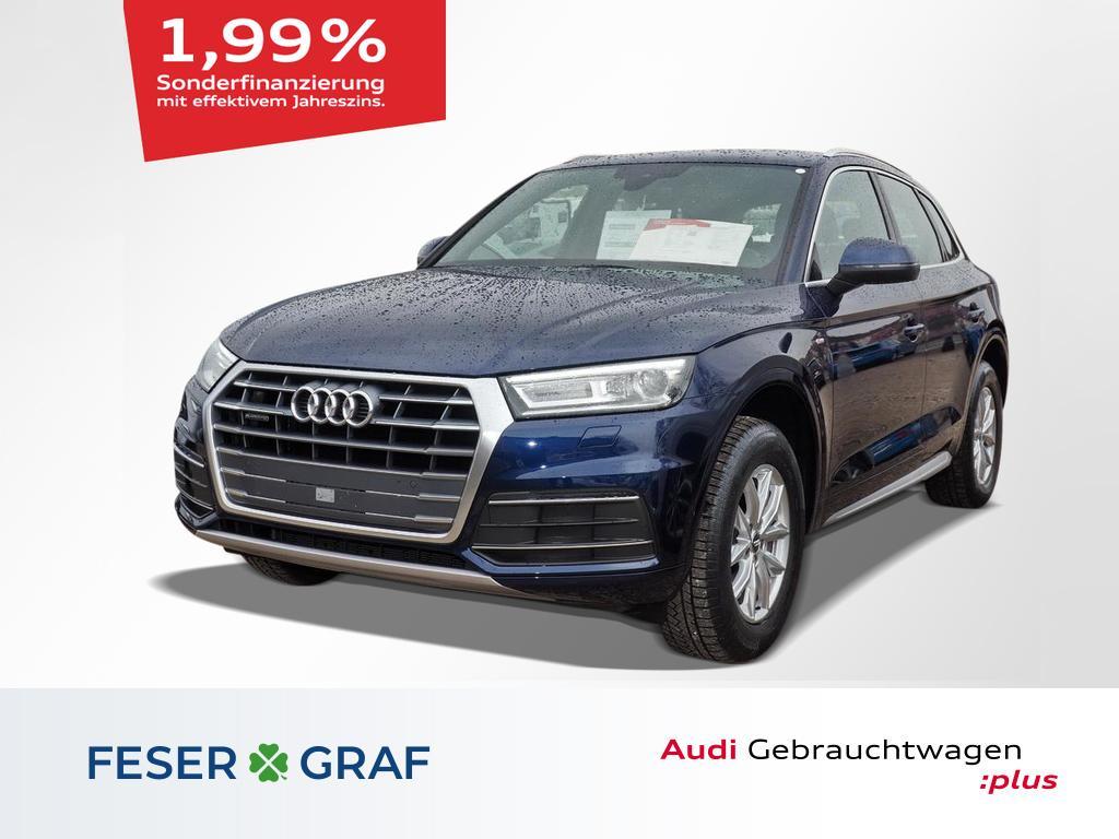 Audi Q5 S line 40 TDI quattro S tronic AHK/20`/Navi+, Jahr 2020, Diesel