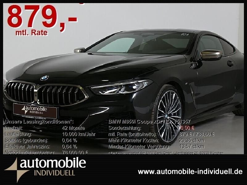 BMW M850i Coupe xDr Laser H&K LiveCockpit, Jahr 2020, Benzin