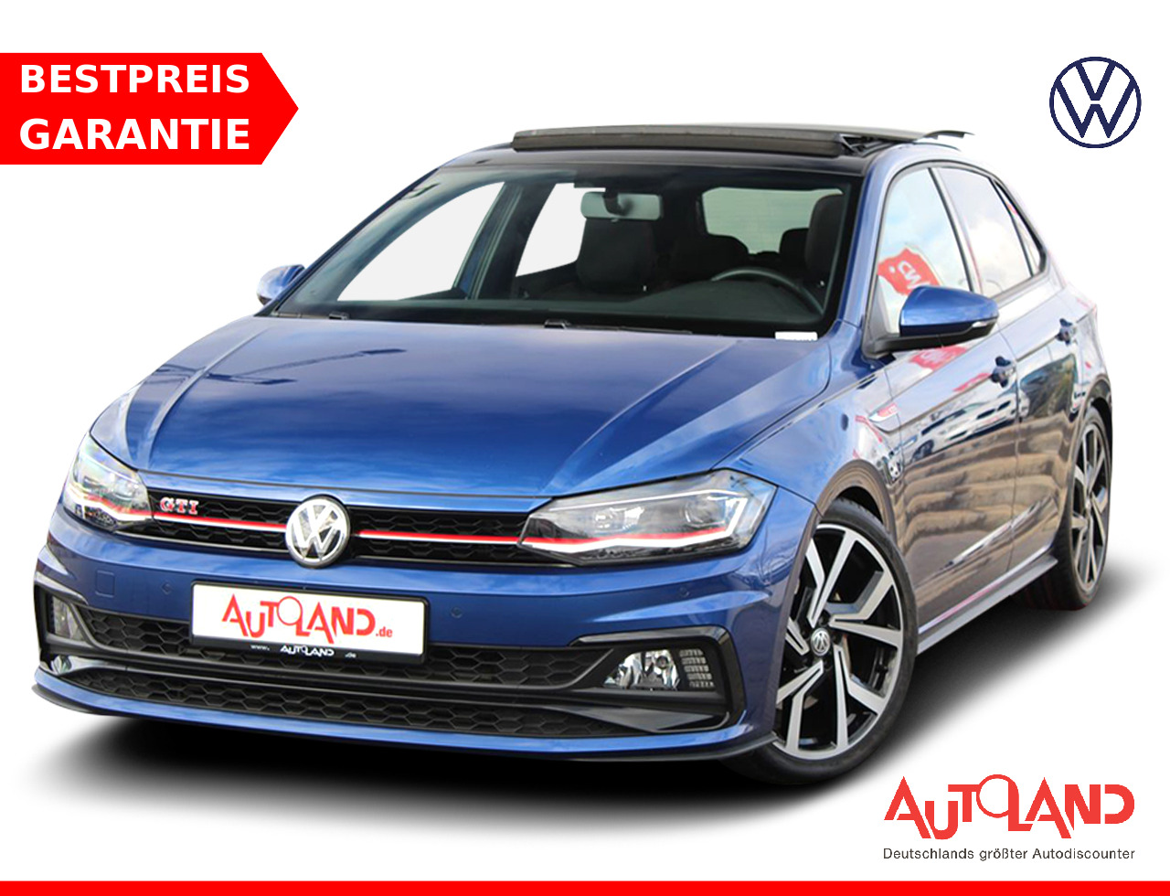 Volkswagen Polo, Jahr 2019, Benzin