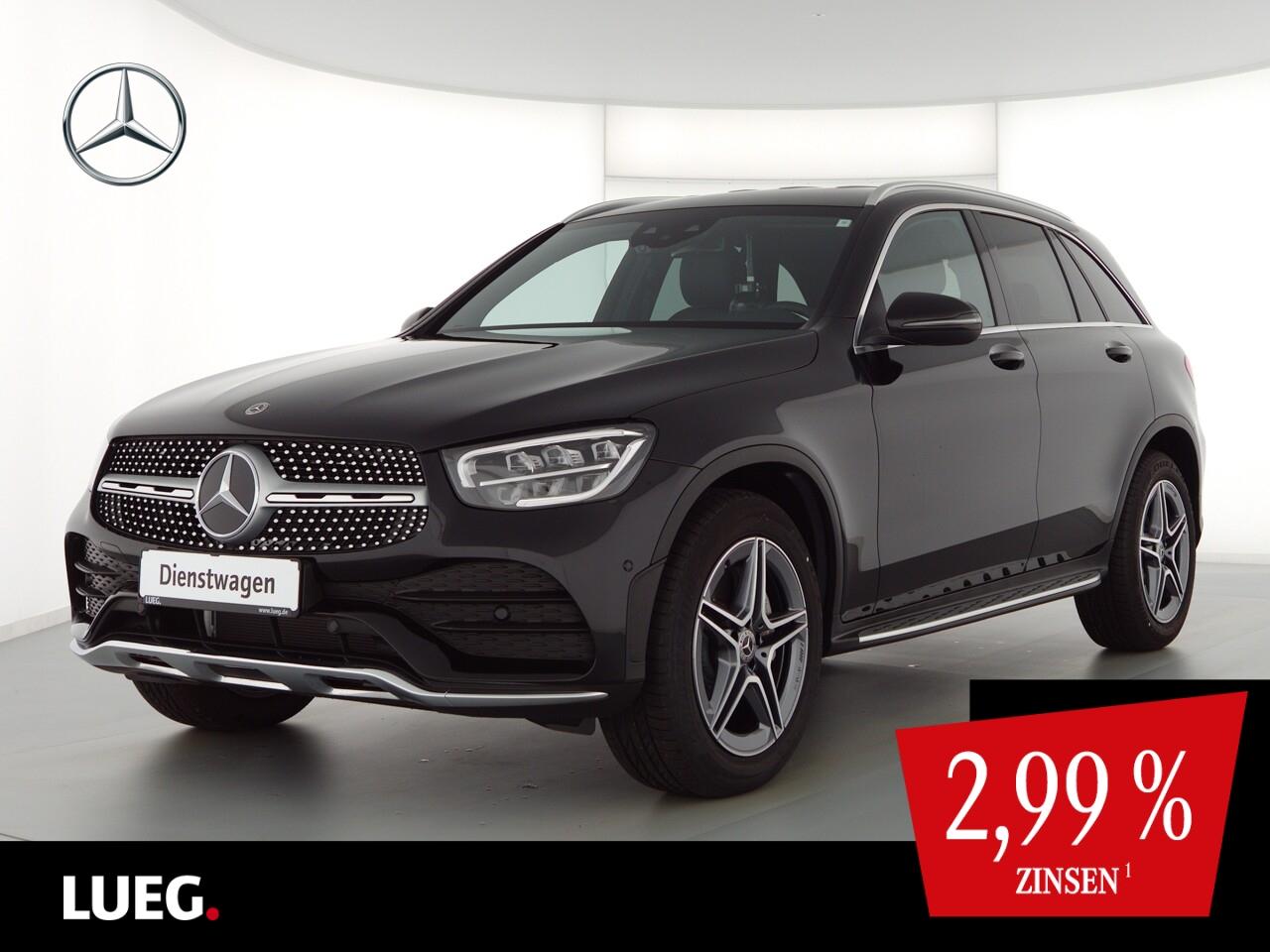 Mercedes-Benz GLC 200 d 4Matic AMG+LED+Kamera+PDC, Jahr, Diesel