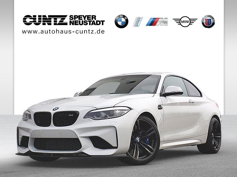 BMW M2 Coupé HK HiFi LED WLAN Navi Prof. Tempomat, Jahr 2018, petrol
