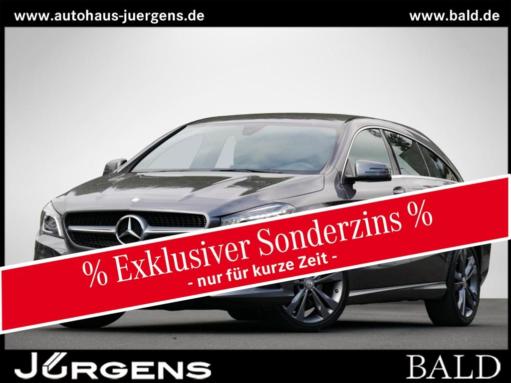 Mercedes-Benz CLA 200 SB Urban/Navi-V/Xenon/Park-Assist/SHZ/18, Jahr 2015, Benzin