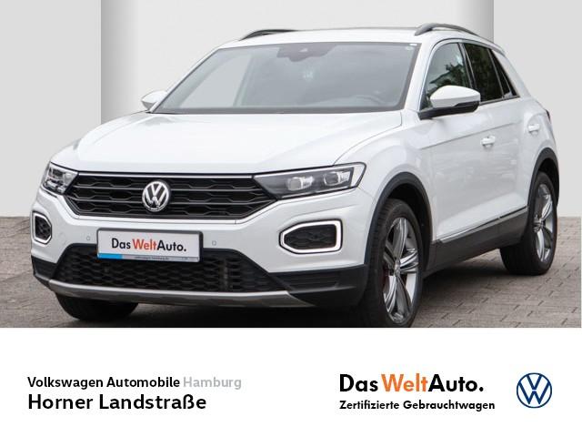 Volkswagen T-Roc 2.0 TSI DSG Sport 4Motion AHK Navi LED, Jahr 2018, Benzin