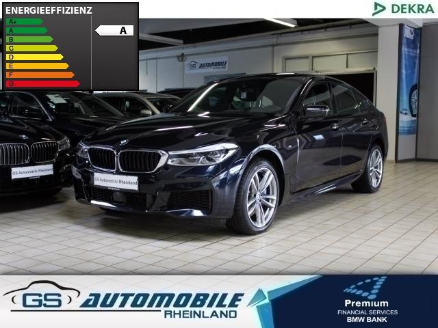 BMW 630 Gran Turismo d xDrive Sport-Aut. M Sport ACC, Jahr 2018, diesel
