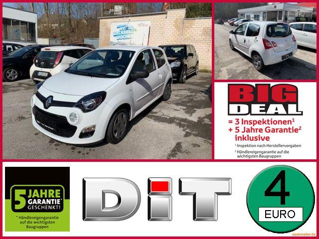 Renault Twingo 1.2 Expression Klima, 5 Jahre Garantie!!!, Jahr 2012, Benzin