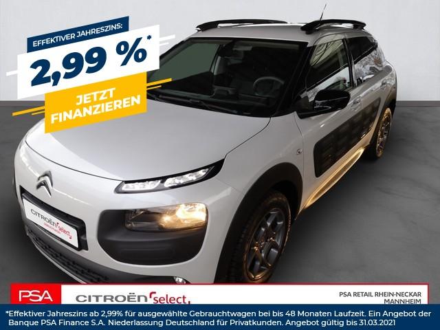 Citroën C4 Cactus Shine BlueHDi 100 S&S*NAVI*SHZ*EPH*, Jahr 2016, Diesel