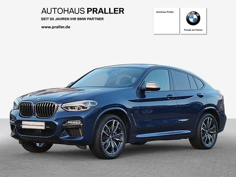 BMW X4 M40i Head-Up-Display Navi 20 Teilleder LED, Jahr 2018, Benzin