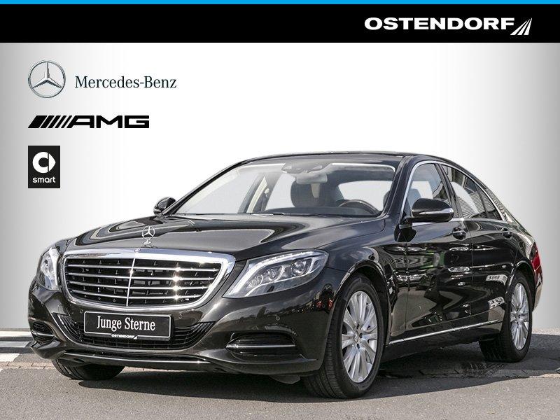 Mercedes-Benz S 350 BT *Panorama*Kamera*LED*Parktronic*Comand*, Jahr 2014, diesel