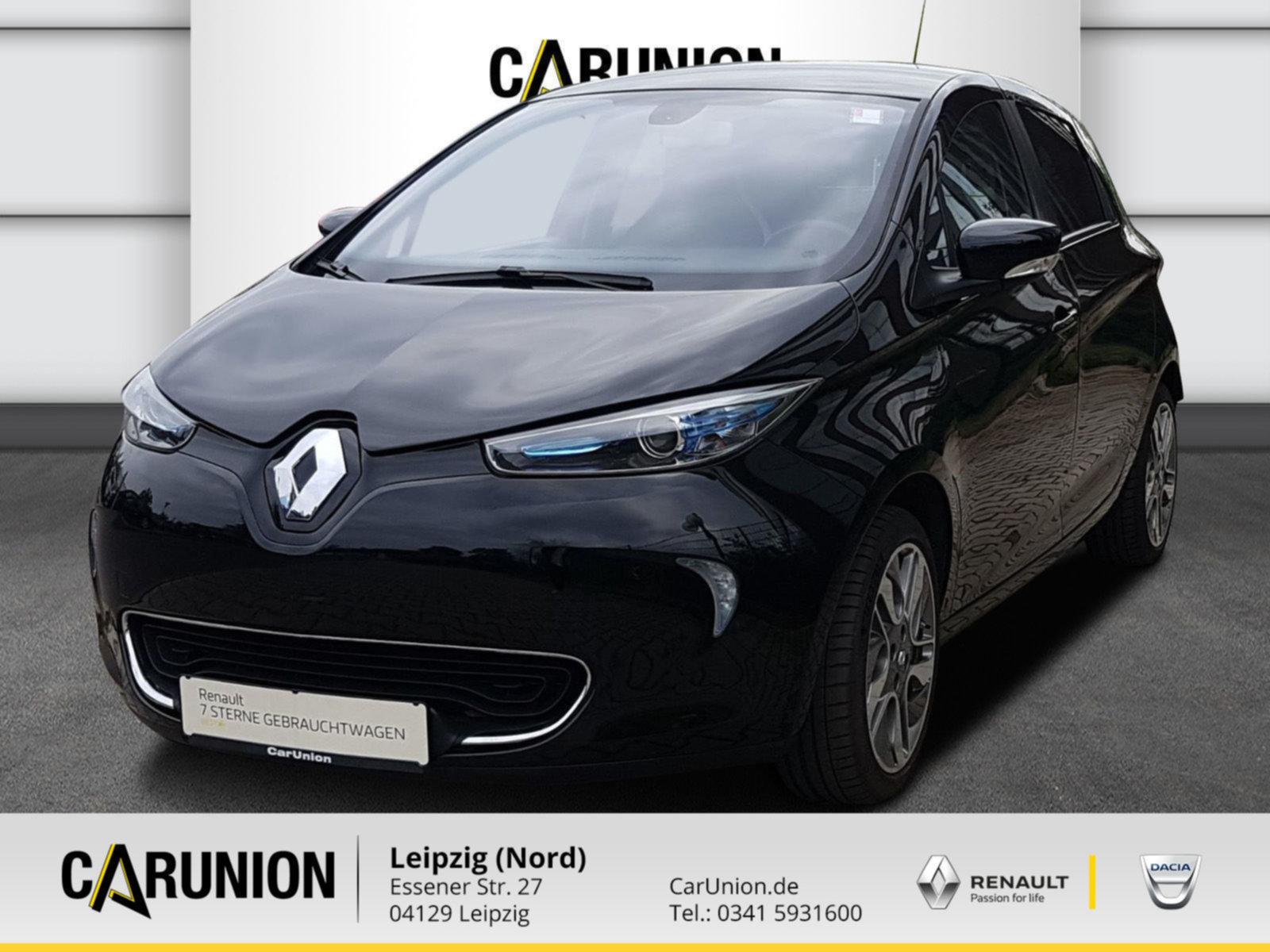 Renault ZOE (ohne Batterie)22 kwh Intens Klimaauto.,Navi, Jahr 2014, none