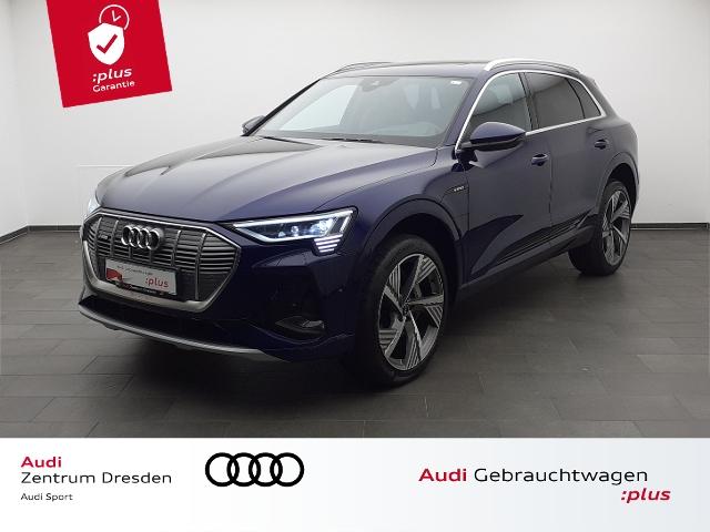 Audi e-tron S line 50 Matrix LED/B&O/AHZV, Jahr 2021, Elektro