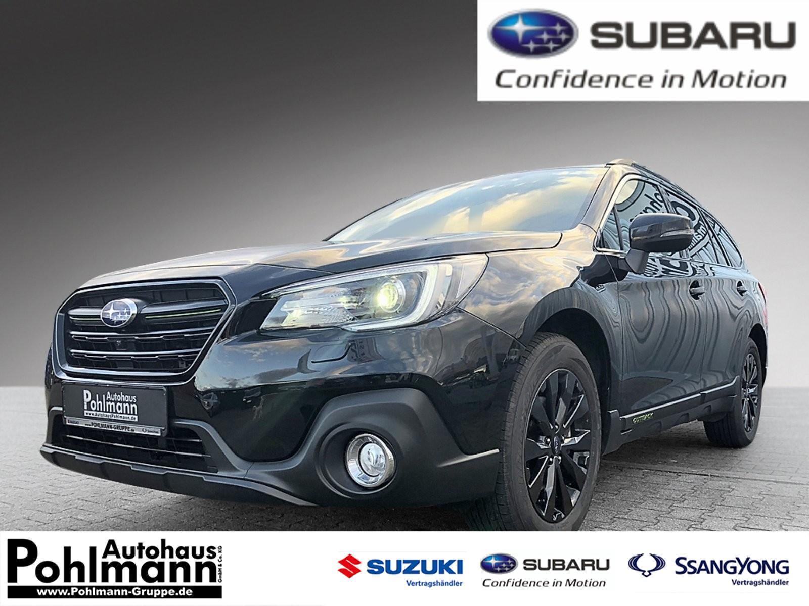 Subaru Outback Sport x SONDERMODELL EYE-SIGHT/LEDER/NAVI, Jahr 2019, petrol