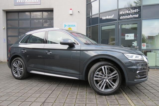 Audi Q5 2.0 TDI Quattro Exclusive Pano/Matrix/Kam/Ahk, Jahr 2017, Diesel