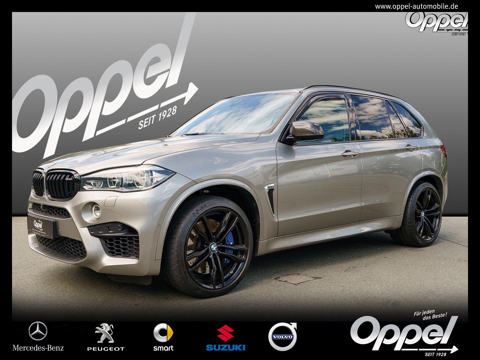 BMW X5 M AHK+Navi+EPH+Kamera+LM+SH+Standheizung+LED+, Jahr 2017, Benzin