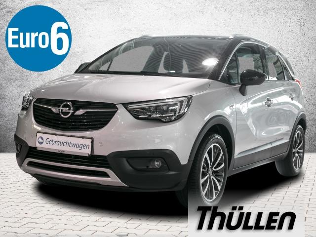 Opel Crossland Innovation 1.6 Bluetooth Navi Klima, Jahr 2018, Diesel
