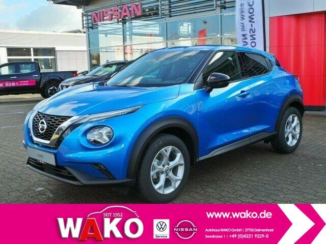 Nissan Juke finanzieren