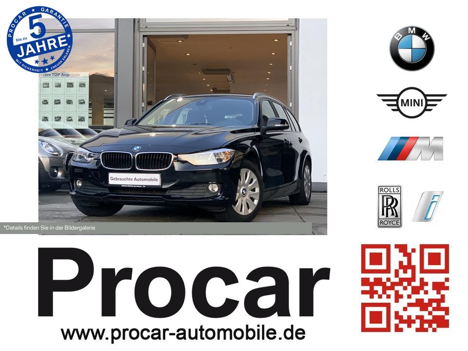 BMW 316d Touring Aut.Navi AHK PDC Shz Tempomat, Jahr 2014, diesel