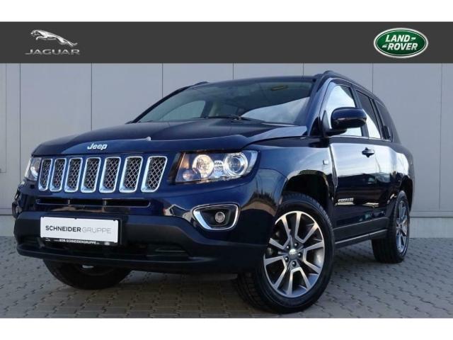 Jeep Compass 2.4 Limited NSW, Dachreling, Alarmanlage, Jahr 2014, Benzin