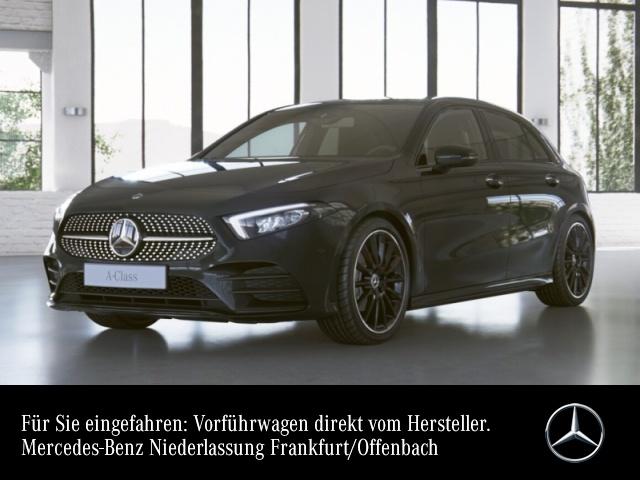 """Mercedes-Benz A 200 AMG+Night+LED+Kamera+19""""+7G, Jahr 2021, petrol"""