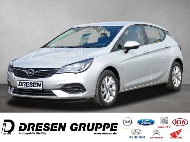 Opel Astra K 5türig Basis Start Stop 1.2 Turbo EU6d/Parkpilot/Start-Stop, Jahr 2020, Benzin