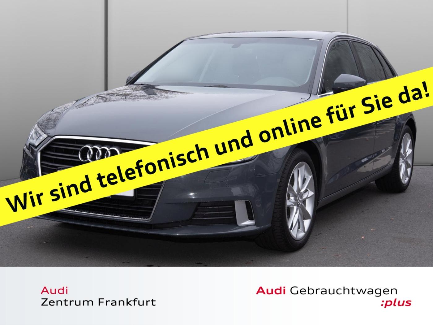 Audi A3 Sportback 1.0 TFSI sport Xenon PDC Sitzheizun, Jahr 2018, Benzin