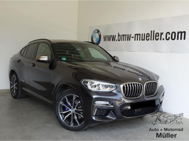 BMW X4 M40 iA Standheiz. Komfortzug. Wireless WLAN, Jahr 2019, Benzin