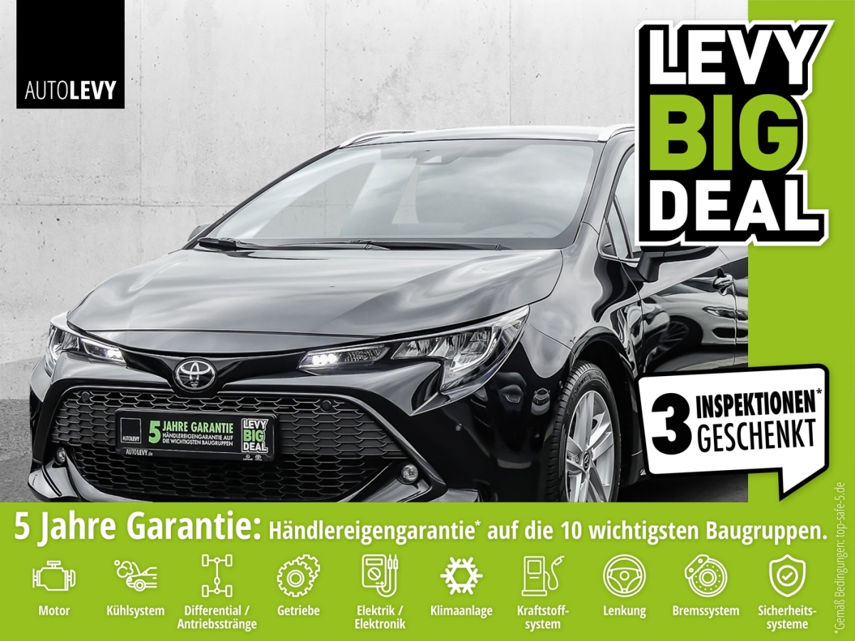 Toyota Corolla Touring Sports 1.2 NAVI*KEYLESS*LED, Jahr 2020, Benzin